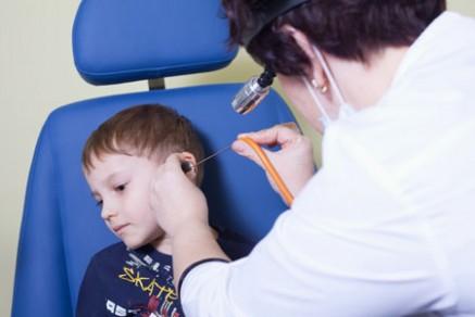 Otitis en los niños: qué hacer