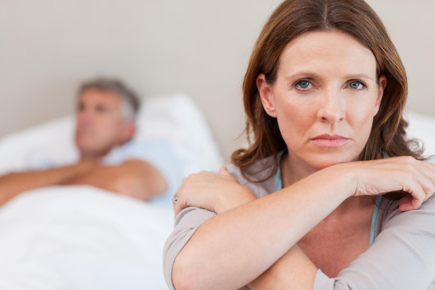 Inapetencia sexual, Enfermedades y su tratamiento
