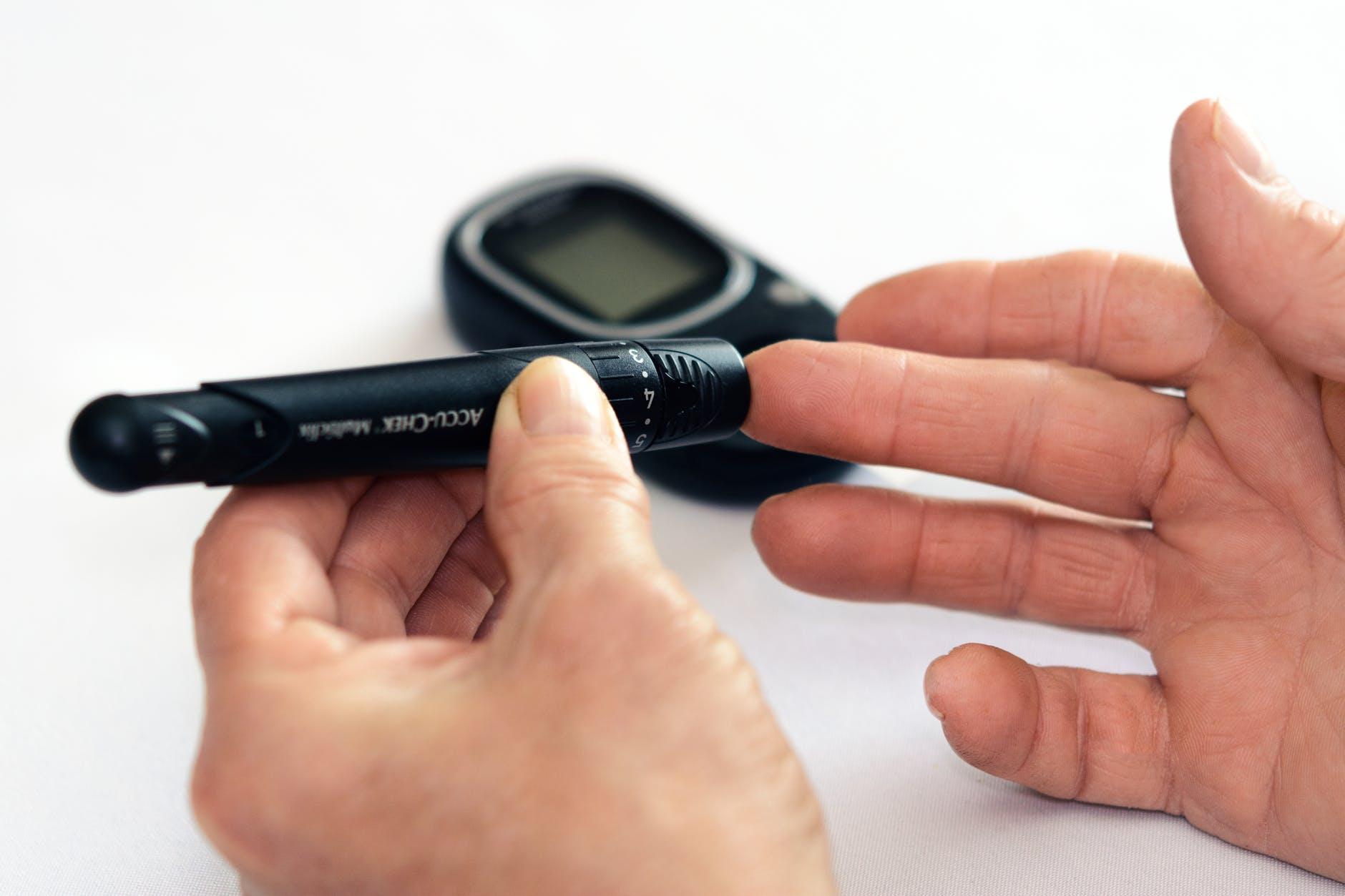 Buena alimentación para la diabetes