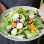 Consumo de proteínas en una dieta vegana